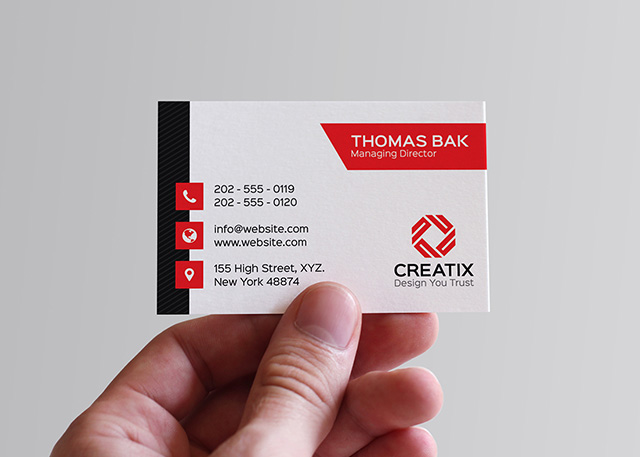 Corporate business card graphic pick for Corporate business card designs
