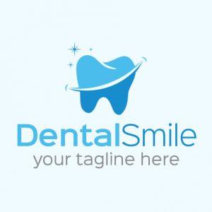Dental Smile Logo