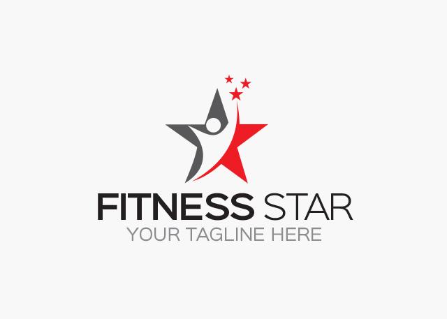 fitness star logo graphic pick beauty salon logo design free beauty salon logo design pics