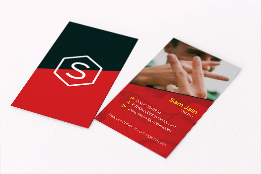 trainer-business-card