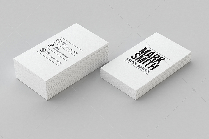 minimal business card 10