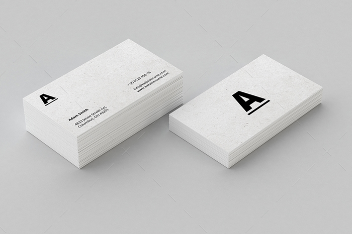 minimal business card 11