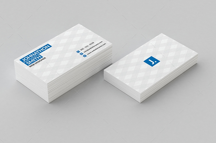 minimal business card 12