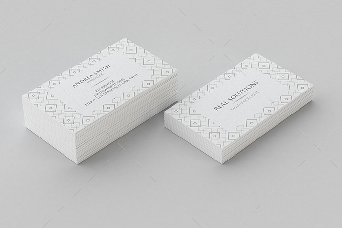 minimal business card 13