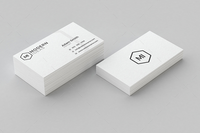 minimal business card 7