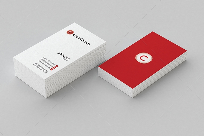 minimal business card 8