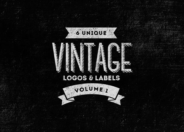Vintage-Logos-Labels-Templates