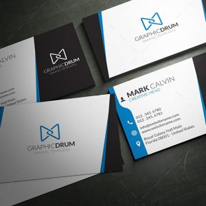 Free Creative Business Card 02