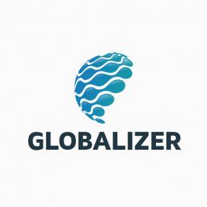 Globalizer – Globe Logo