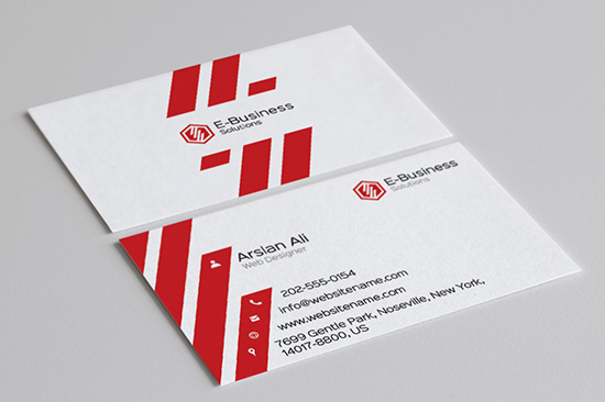 Creative Business Card 03-1