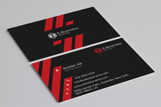 Creative Business Card 03