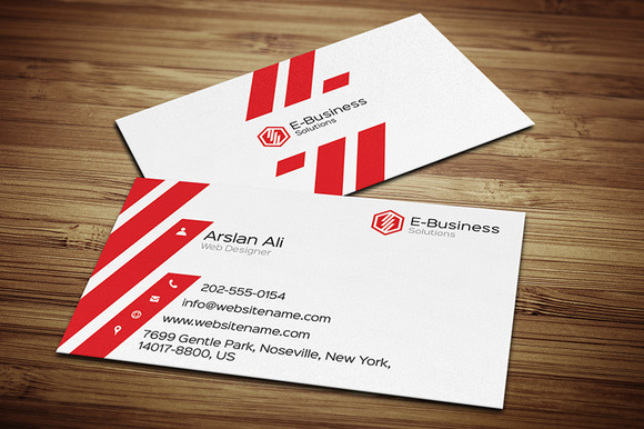 business cards deal