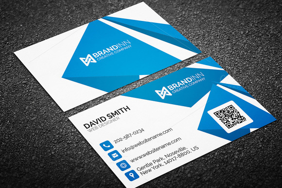 business cards templates psd
