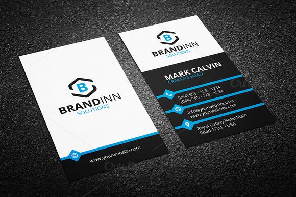 individual business cards
