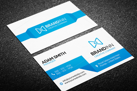 best colours for business cards