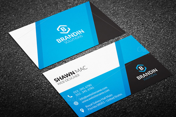 Creative business card bundle 50 in 1 graphic pick black and white business card template flashek Images
