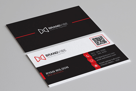 creative corporate business card 67