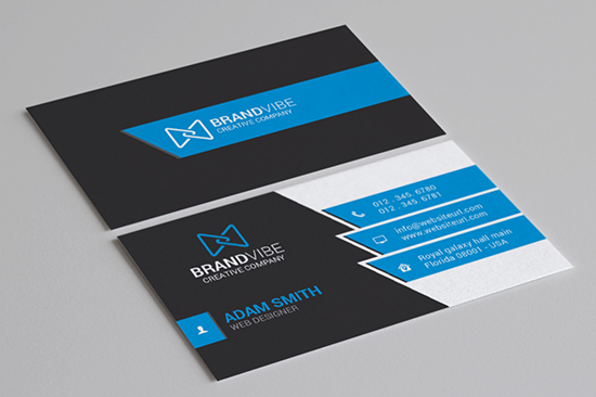creative corporate business card 72