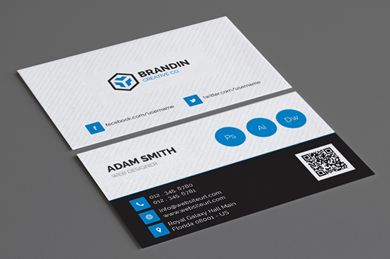 creative individual business card 57