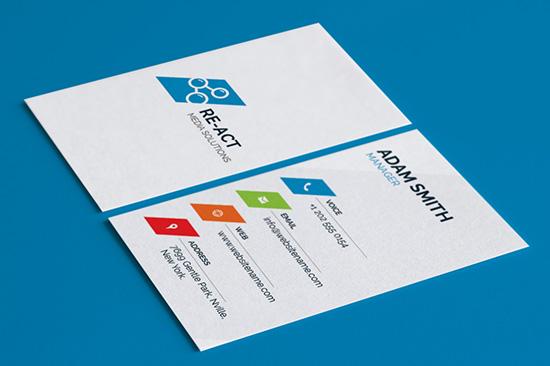 minimal business card 6