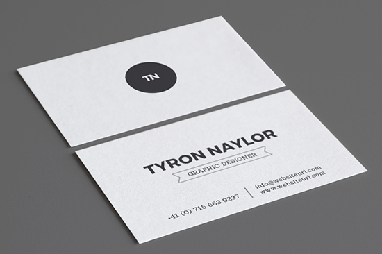 minimal business card 61