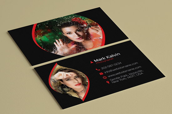 photography business card 13