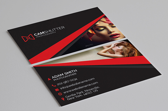 photography business card 50