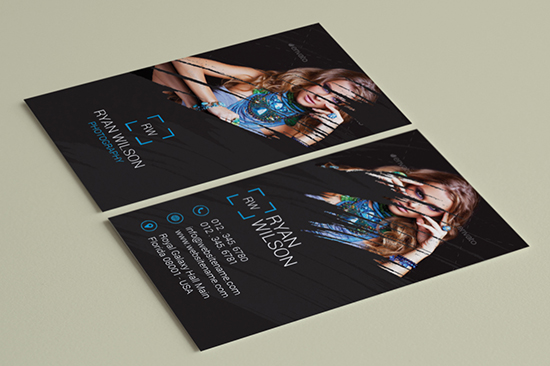 photography business card 63