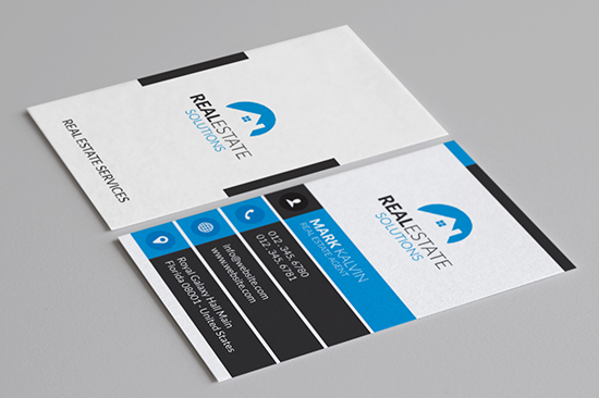 real estate business card 31-1