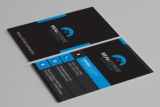 real estate business card 31-2