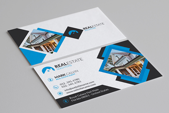 real estate business card 37