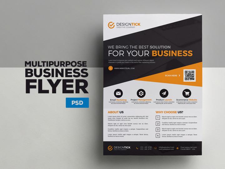 corporate flyer 2