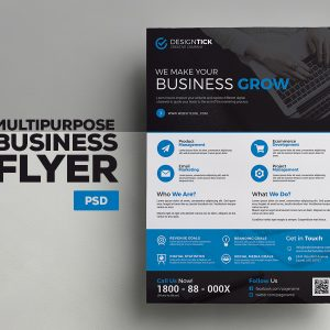 A4 Corporate Flyer 01