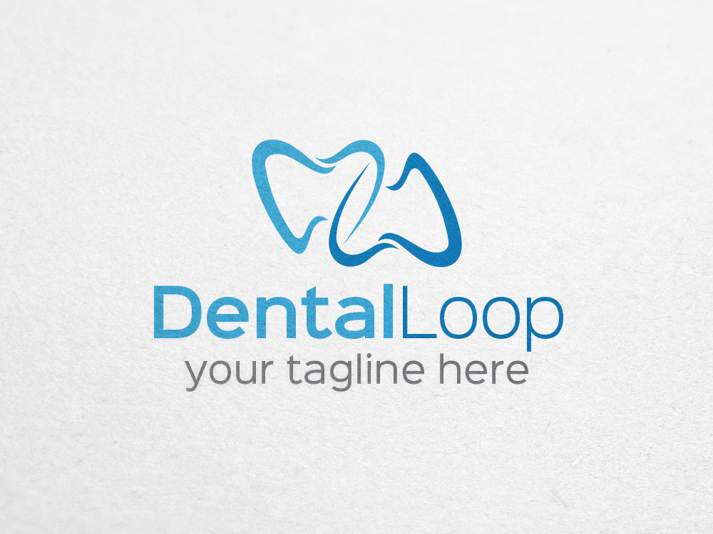 dental loop logo