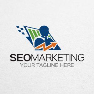 SEO Marketing Logo