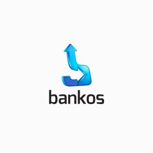Bankos – B Letter Logo