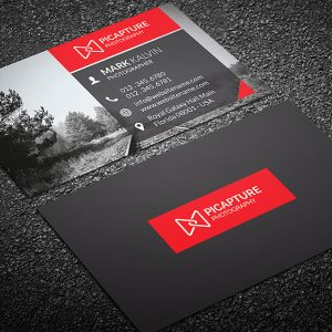 Photography Business Card 32