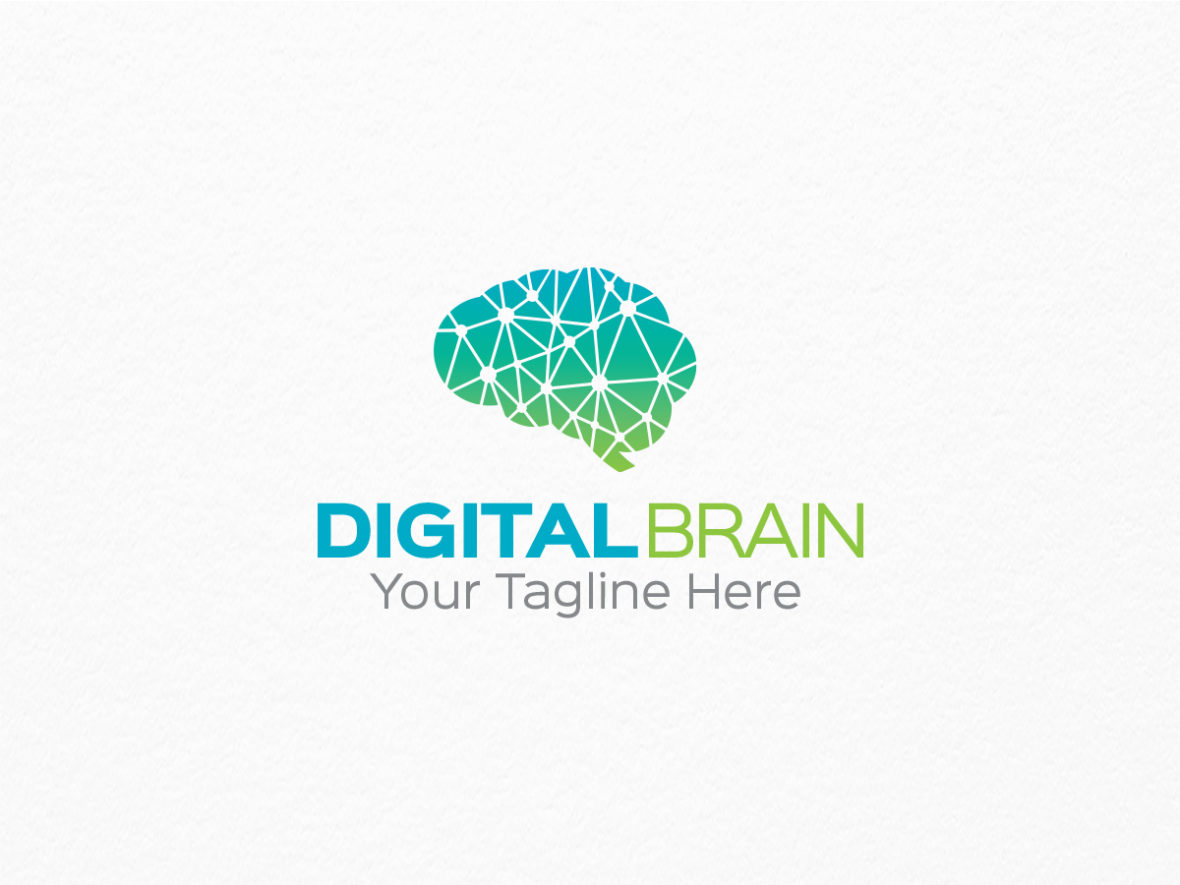 Digital Brain Logo