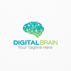 Digital Brain Logo
