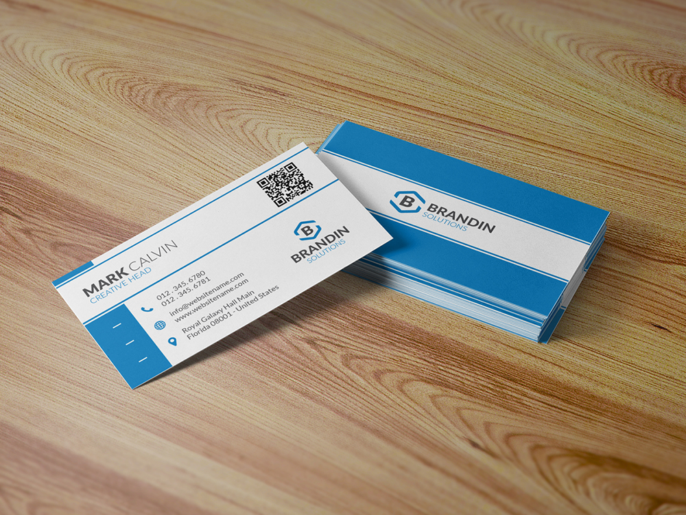 Modern Creative Business Card 39 - Graphic Pick