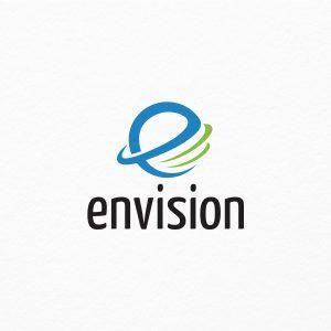 Envision – E Letter Logo