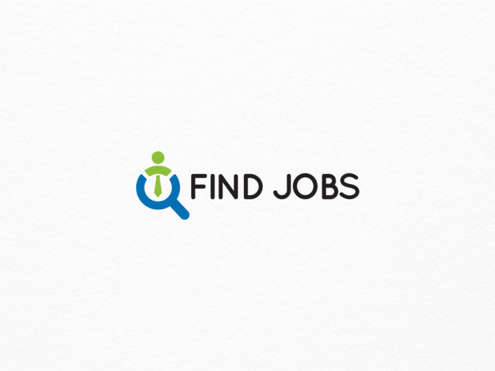 find jobs logo