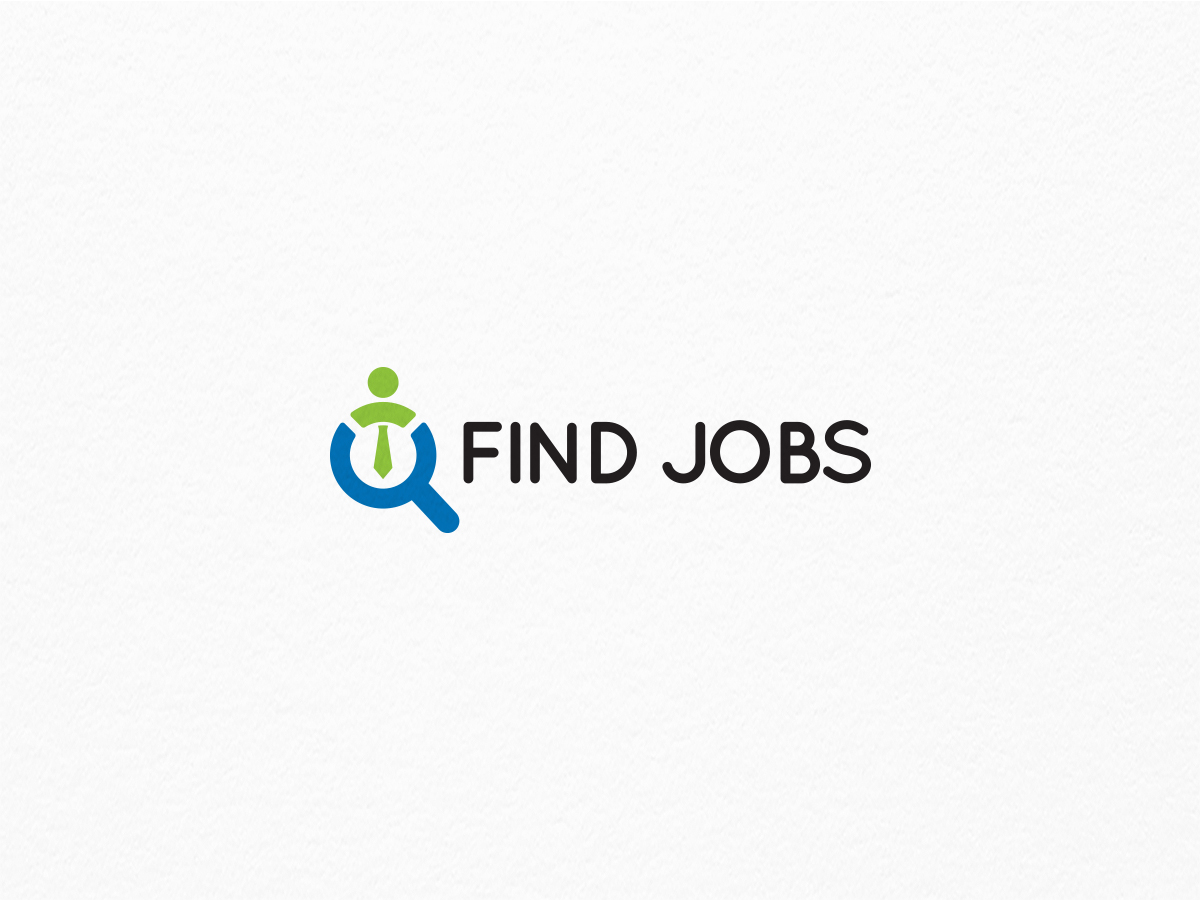 Search jobs logo graphic pick - Jabsin design ...