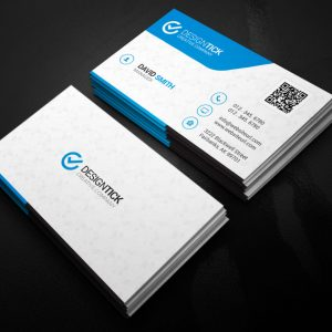 Modern Business Card Template 122