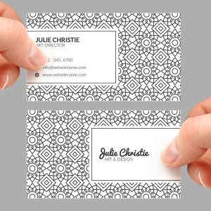 Stylish Business Card 44