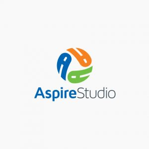 A Letter Logo – Aspire Studio