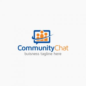 Community Chat Logo