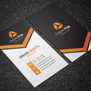 Modern Creative Business Card 139
