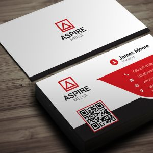 Corporate Business Card 138