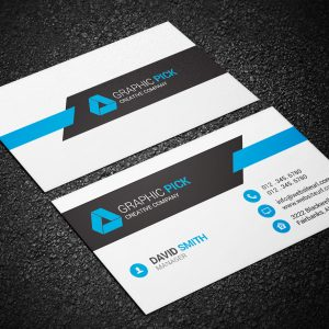 Modern Business Card 137